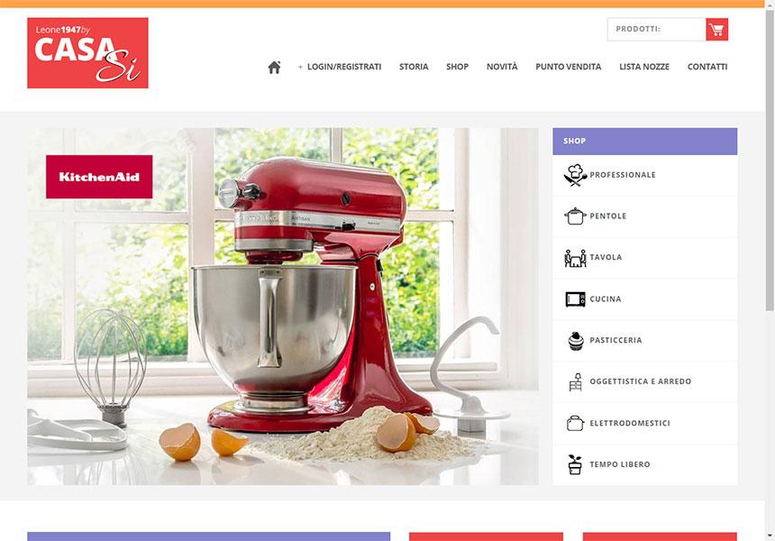 Offerte e novit casa si di angeli simona e alessandra for Oggettistica cucina online
